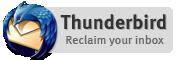 Get Thunderbird!
