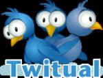 Twitual Logo