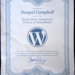 WordPress Care Package: Certificate